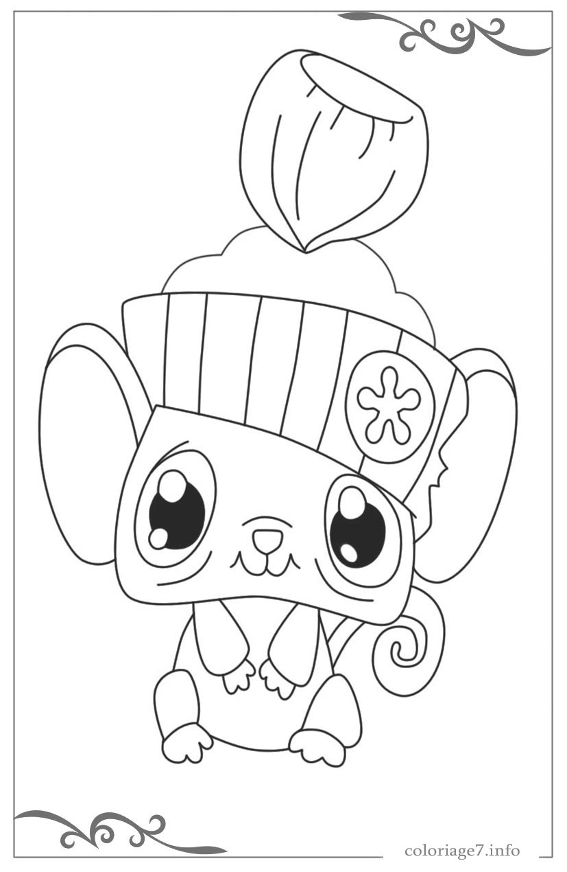 littlest pet shop jeux de coloriage en ligne. Black Bedroom Furniture Sets. Home Design Ideas